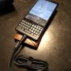 ゲームが楽しすぎてBlackBerry KEY2の充電が足りない